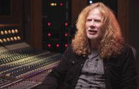Dave Mustaine es diagnosticado con cáncer de garganta