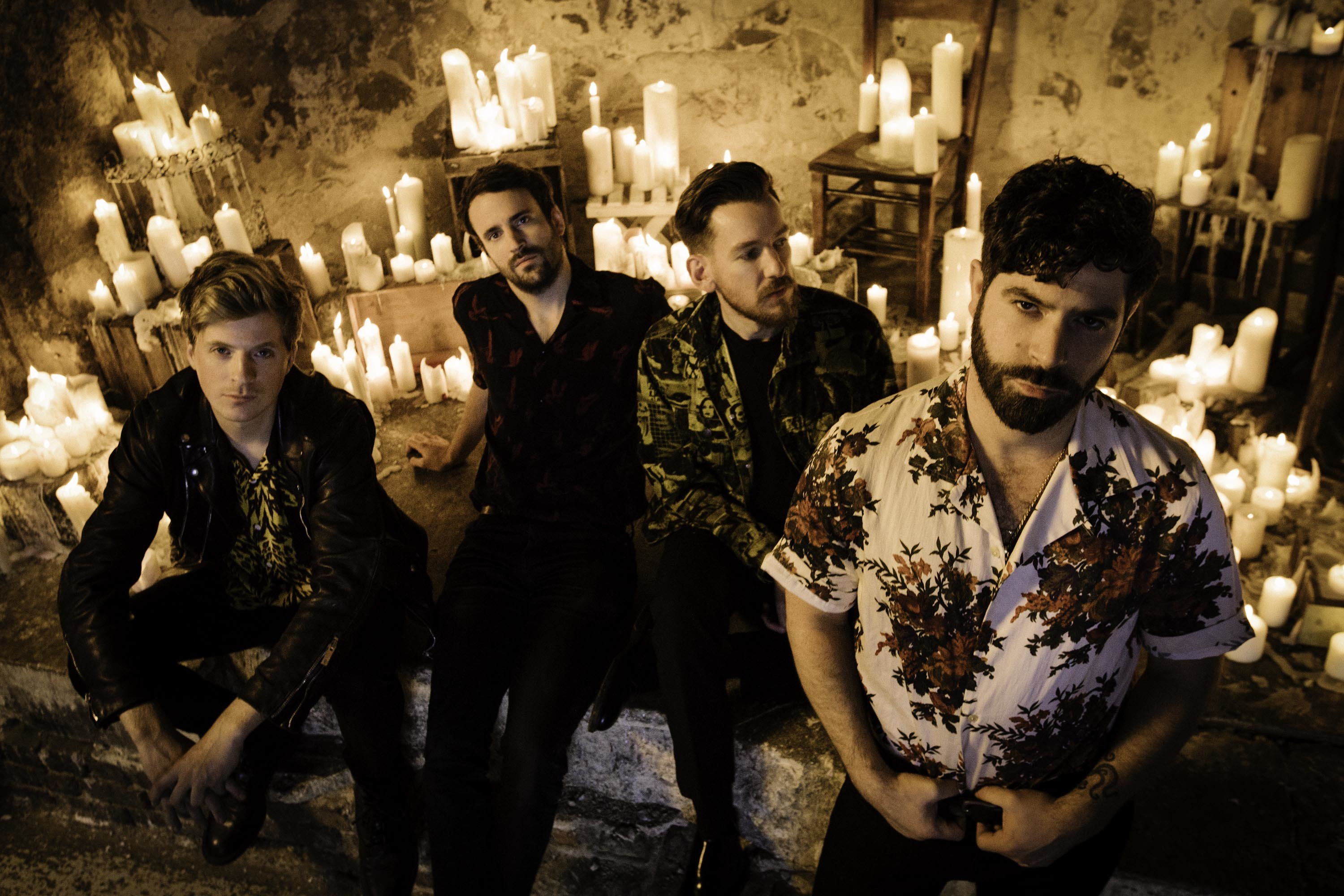 The Runner: Ponle play al nuevo single de Foals