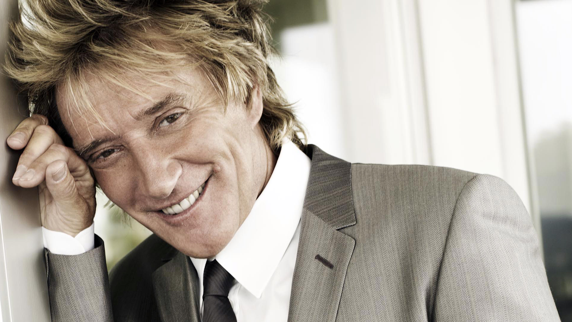 Rod Stewart regresa a Chile en febrero