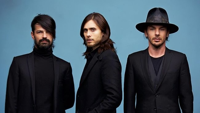30 Seconds To Mars sorprendió con covers de varios iconos de la música