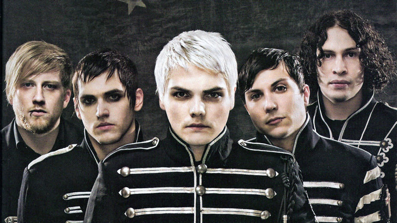 "My Chemical Romance vuelve a Youtube con ""The Black Parade Is Dead!"""