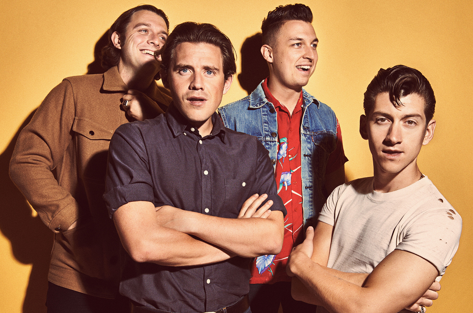 Arctic Monkeys anuncia nuevo disco: Tranquility Base Hotel & Casino