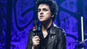 Green Day Performs At The iHeartRadio Album Release Party On AT&T Live At iHeartRadio Theater LA In Burbank, California