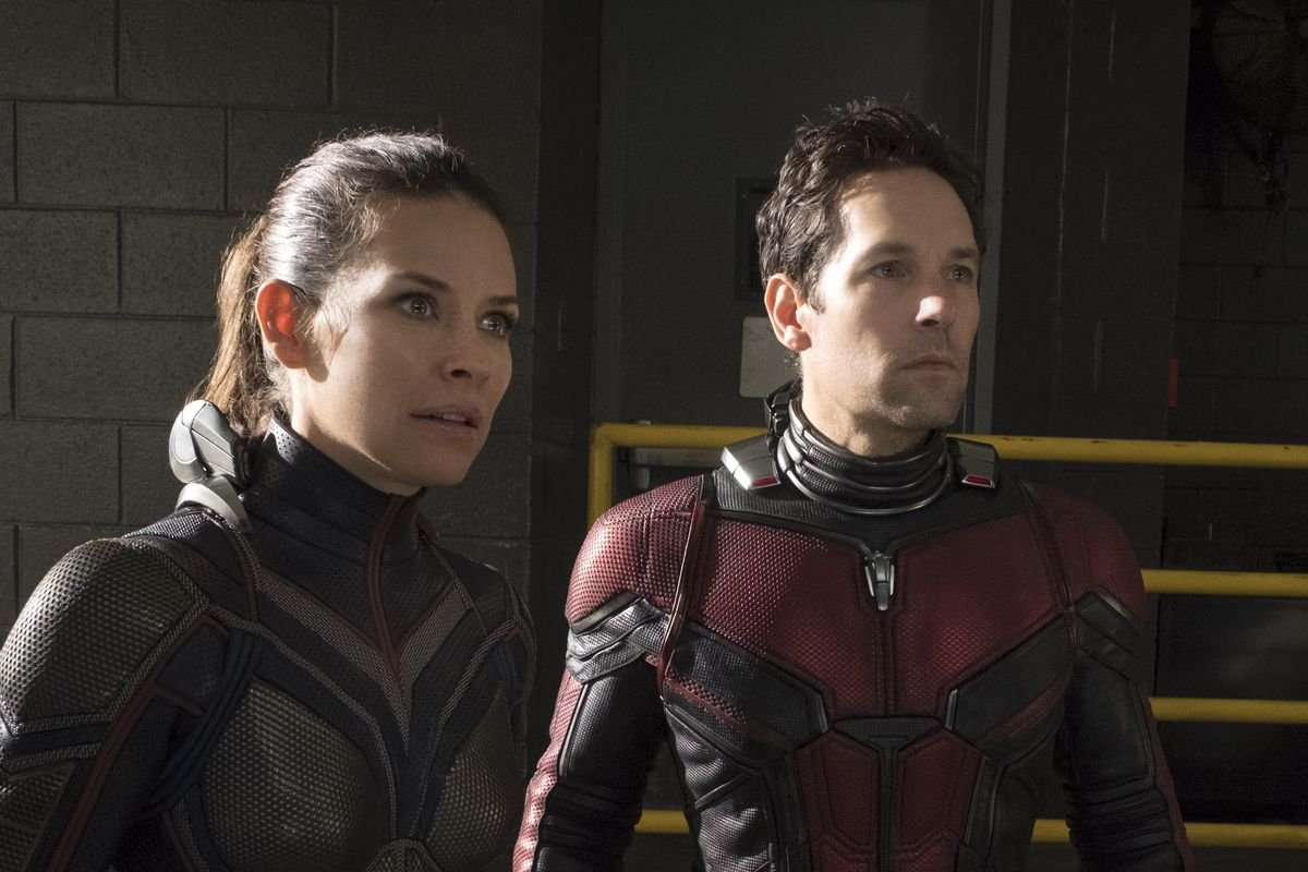 Liberan un nuevo teaser trailer de Ant-Man and The Wasp