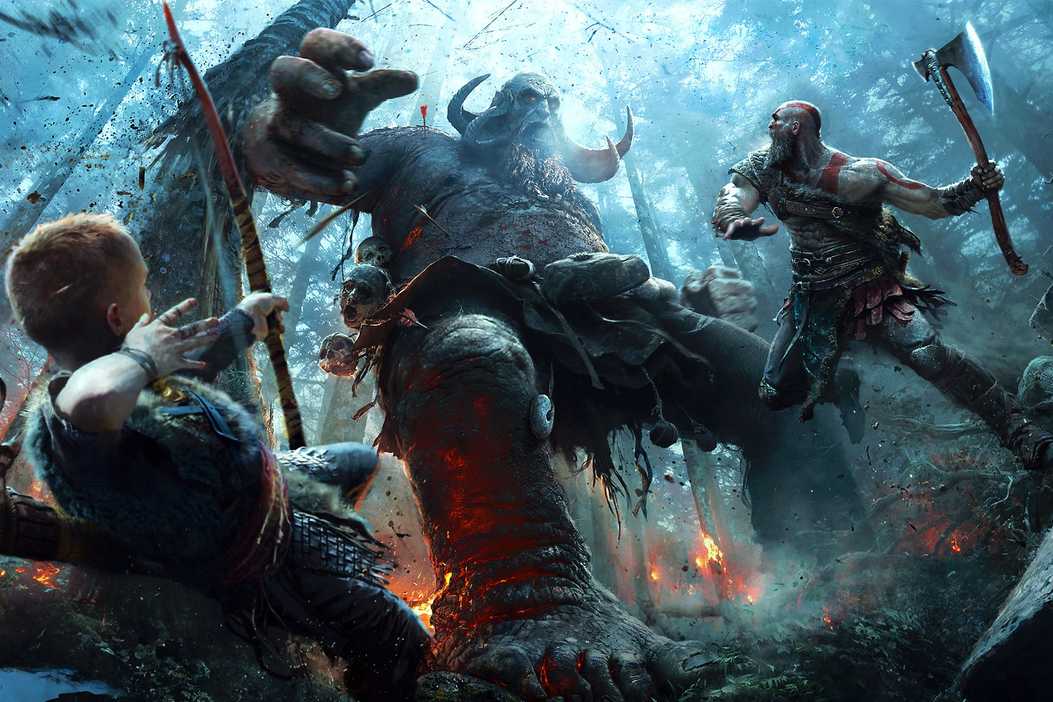 Era que no: God of War rompe récord de ventas en PlayStation 4