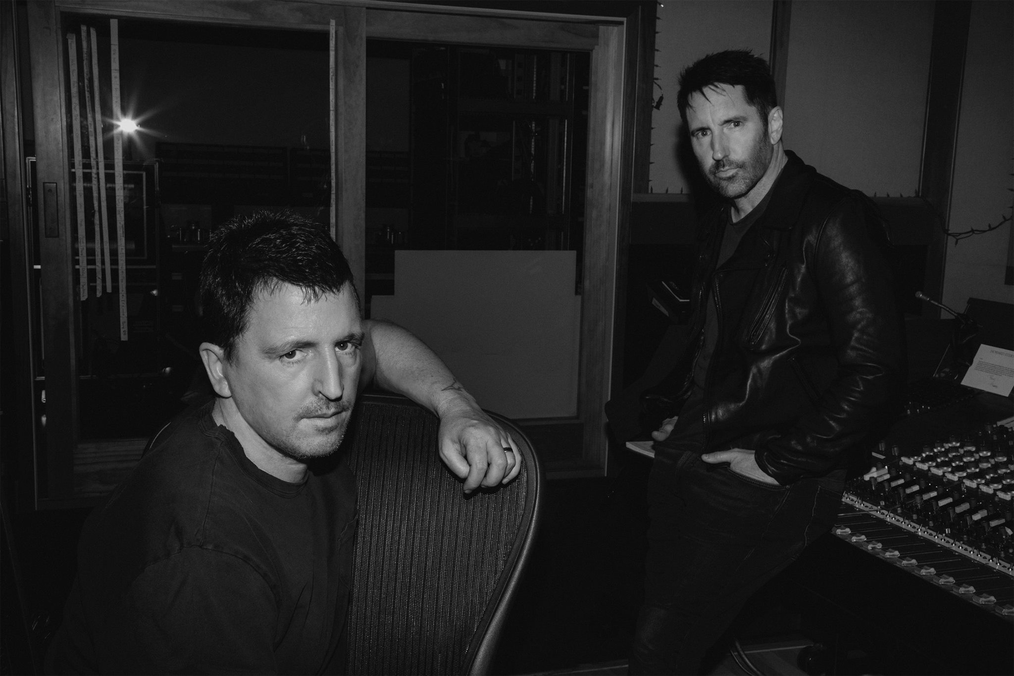 God Break Down The Door: Nine Inch Nails publicó el primer adelanto de su nuevo álbum
