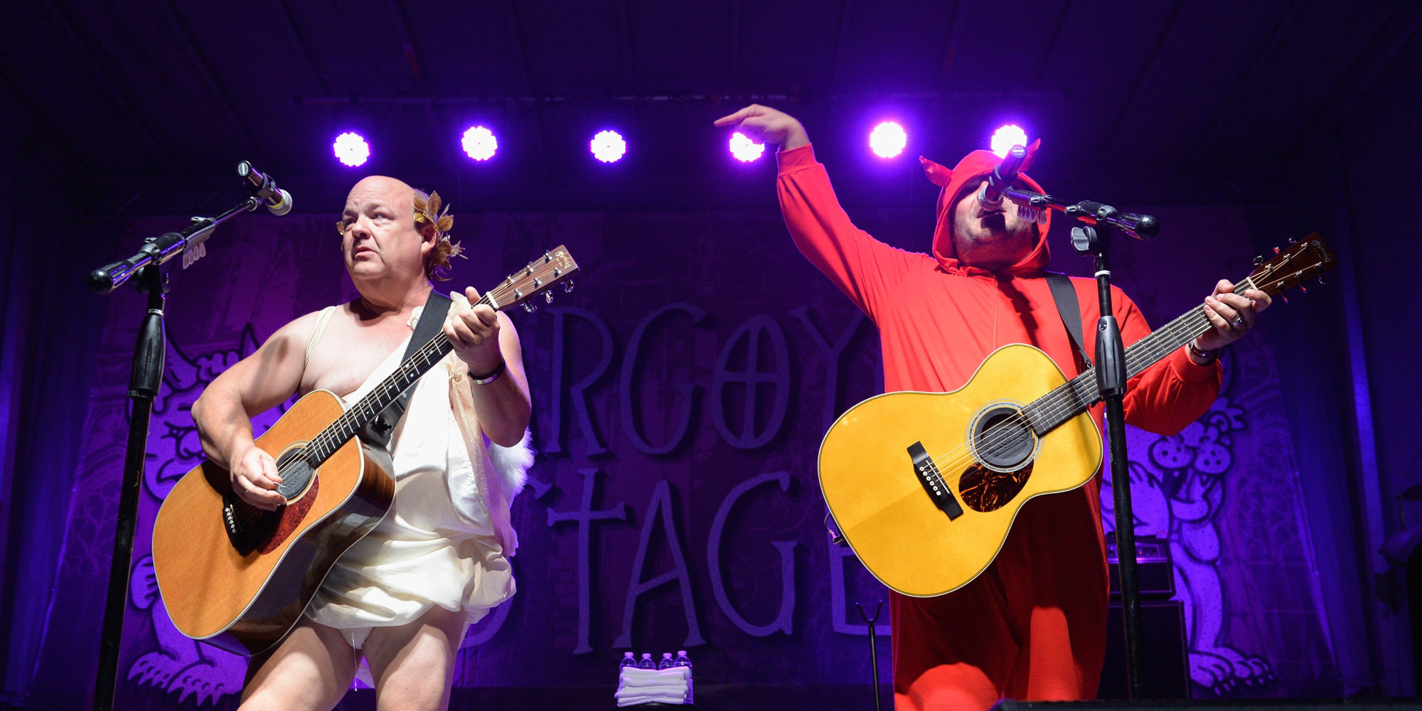 "Tenacious D lanzará una secuela para la película ""The Pick of Destiny"""