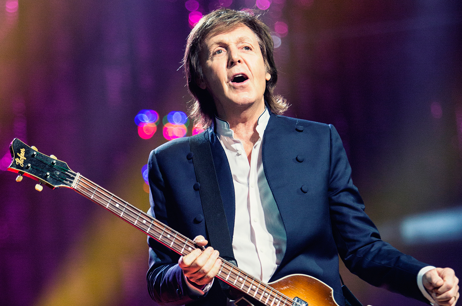 Paul McCartney lanza dos canciones de Egypt Station, su próximo disco de estudio