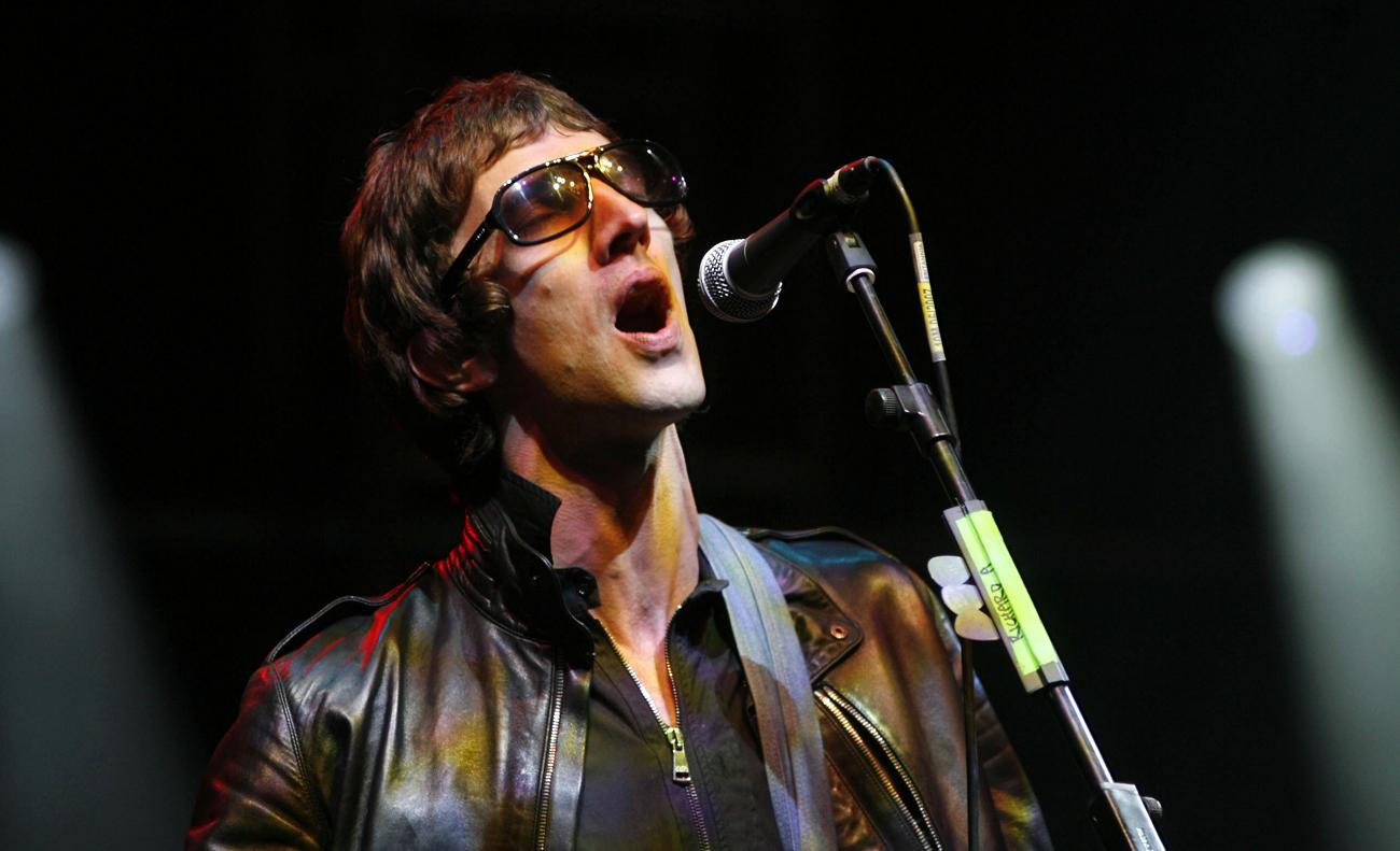 Natural Rebel: Richard Ashcroft anunció un nuevo álbum solista