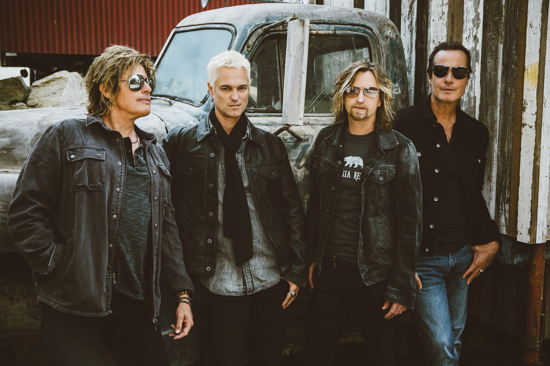 Stone Temple Pilots y Bush confirman concierto en Chile para el 2019