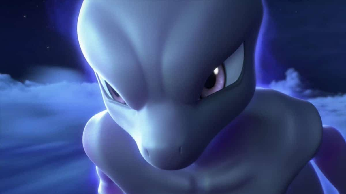Mira el primer trailer y póster de Mewtwo Strikes Back Evolution
