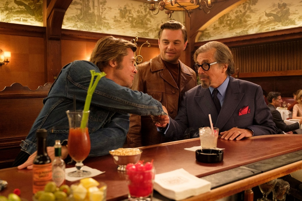 Mira los 2 primeros pósters oficiales de Once Upon A Time In Hollywood