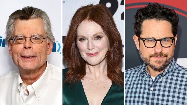 Stephen King, Julianne Moore y J.J. Abrams se unirán para una nueva serie de Apple TV+