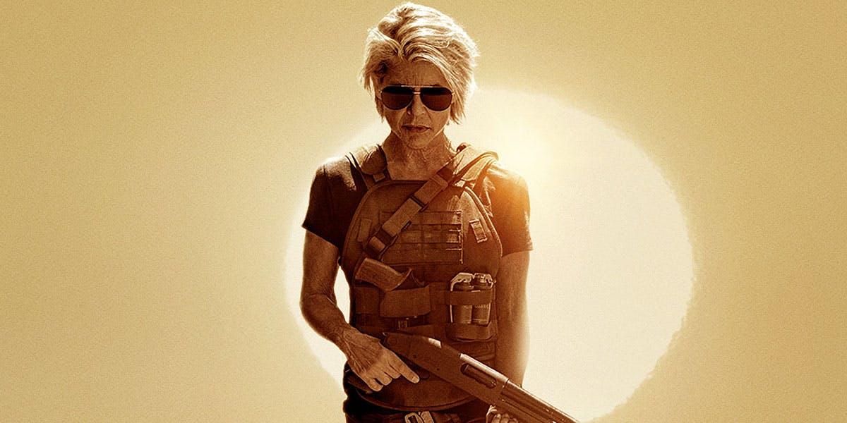Sarah Connor está de regreso: Mira el primer trailer de Terminator: Dark Fate