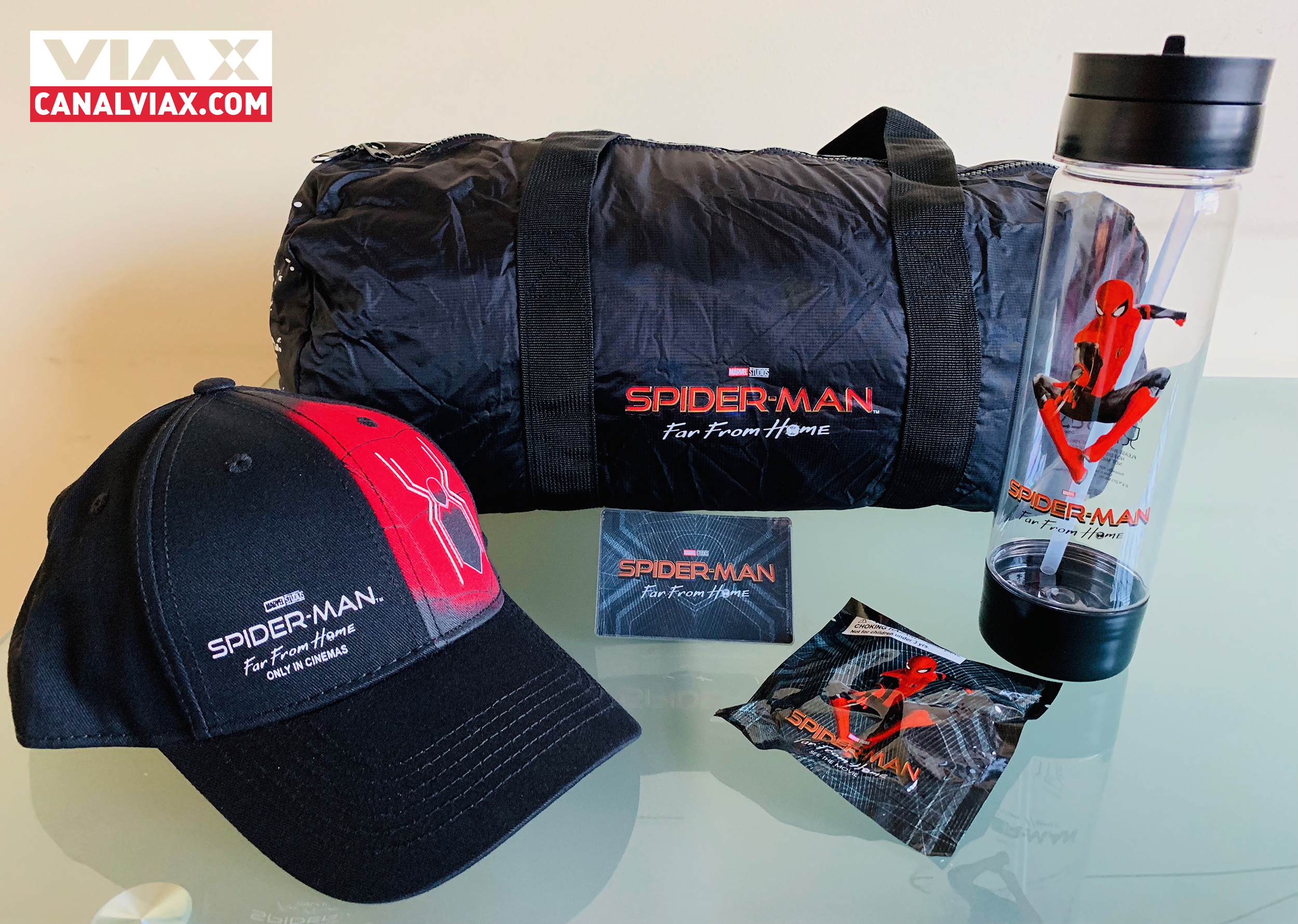 Participa y gana productos oficiales de Spiderman: Far From Home