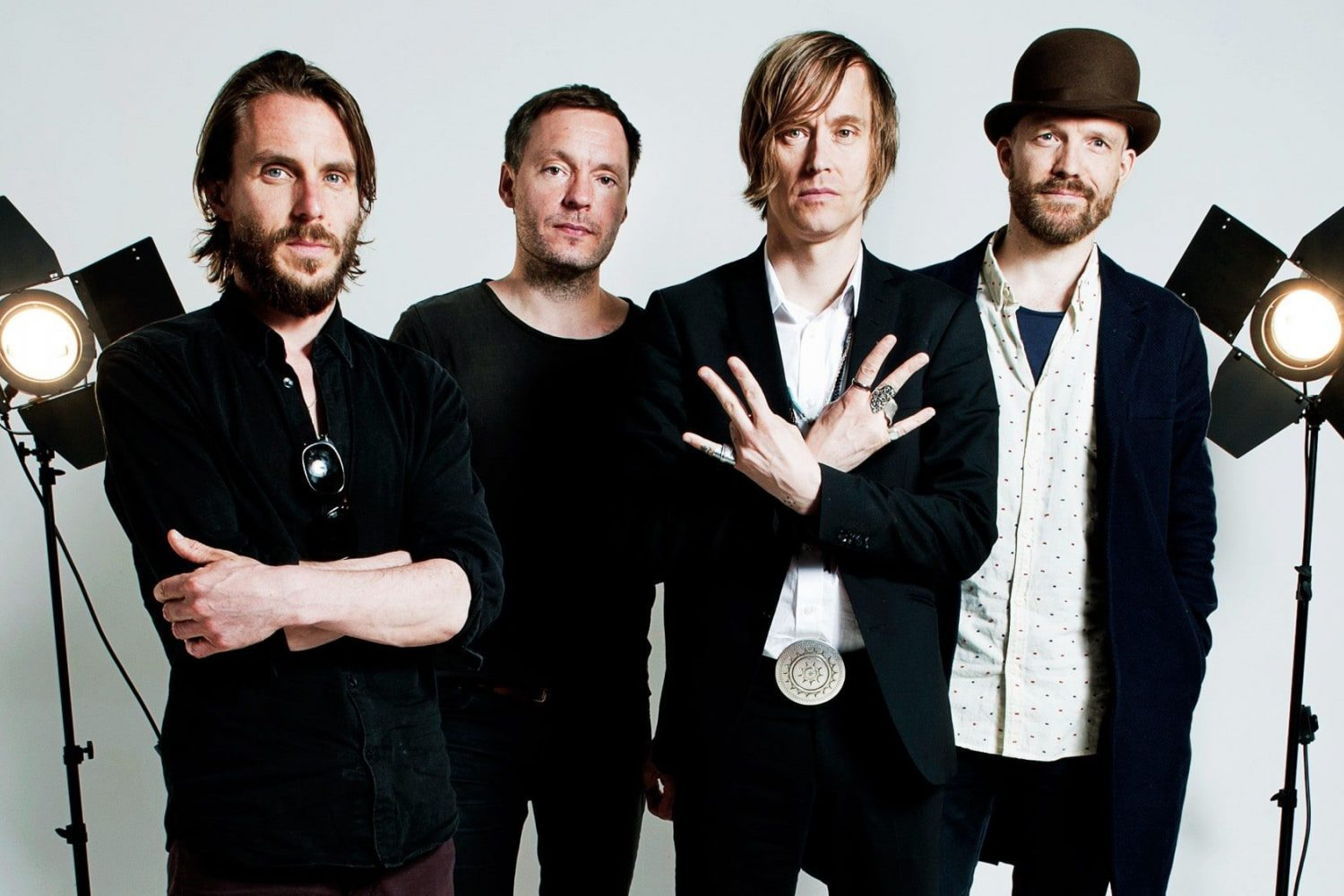 Refused vuelve a la carga con su nuevo single: Blood Red