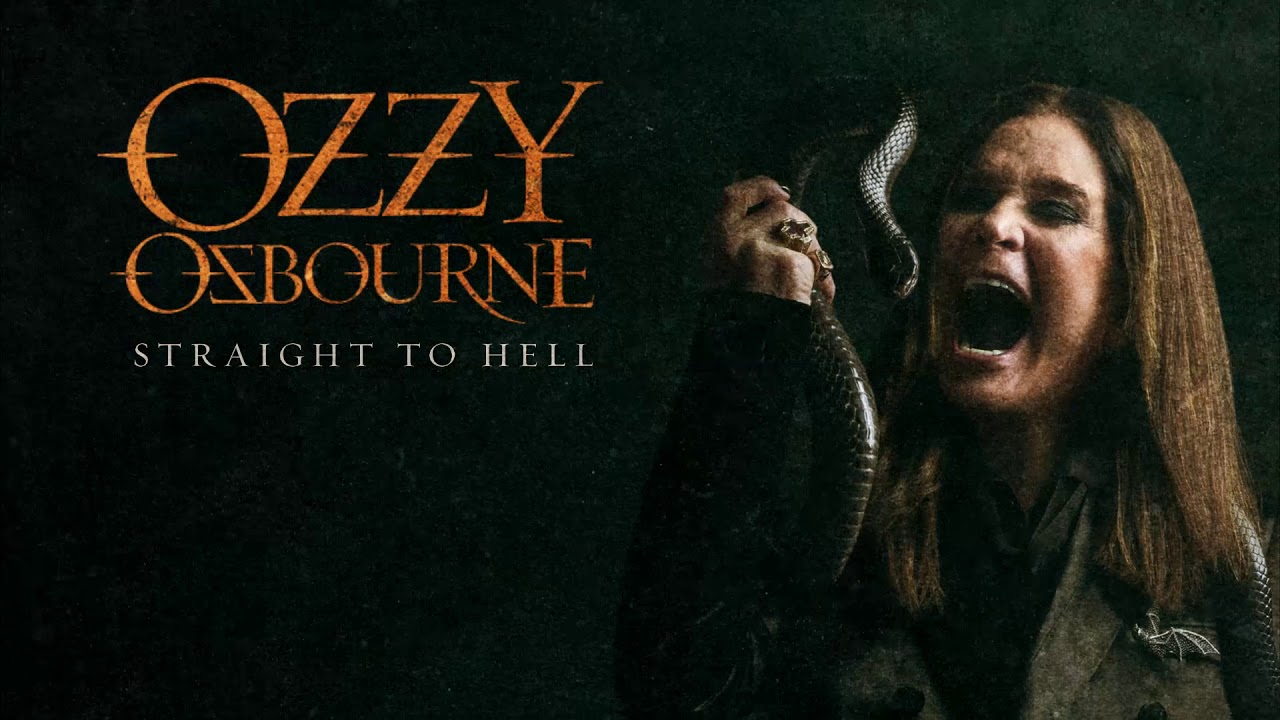 Straight to Hell: Ponle play al enérgico nuevo single de Ozzy Osbourne
