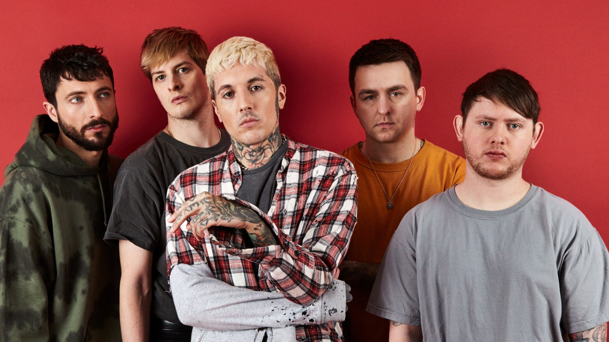 Ponle play al sorpresivo y experimental nuevo disco de Bring Me The Horizon