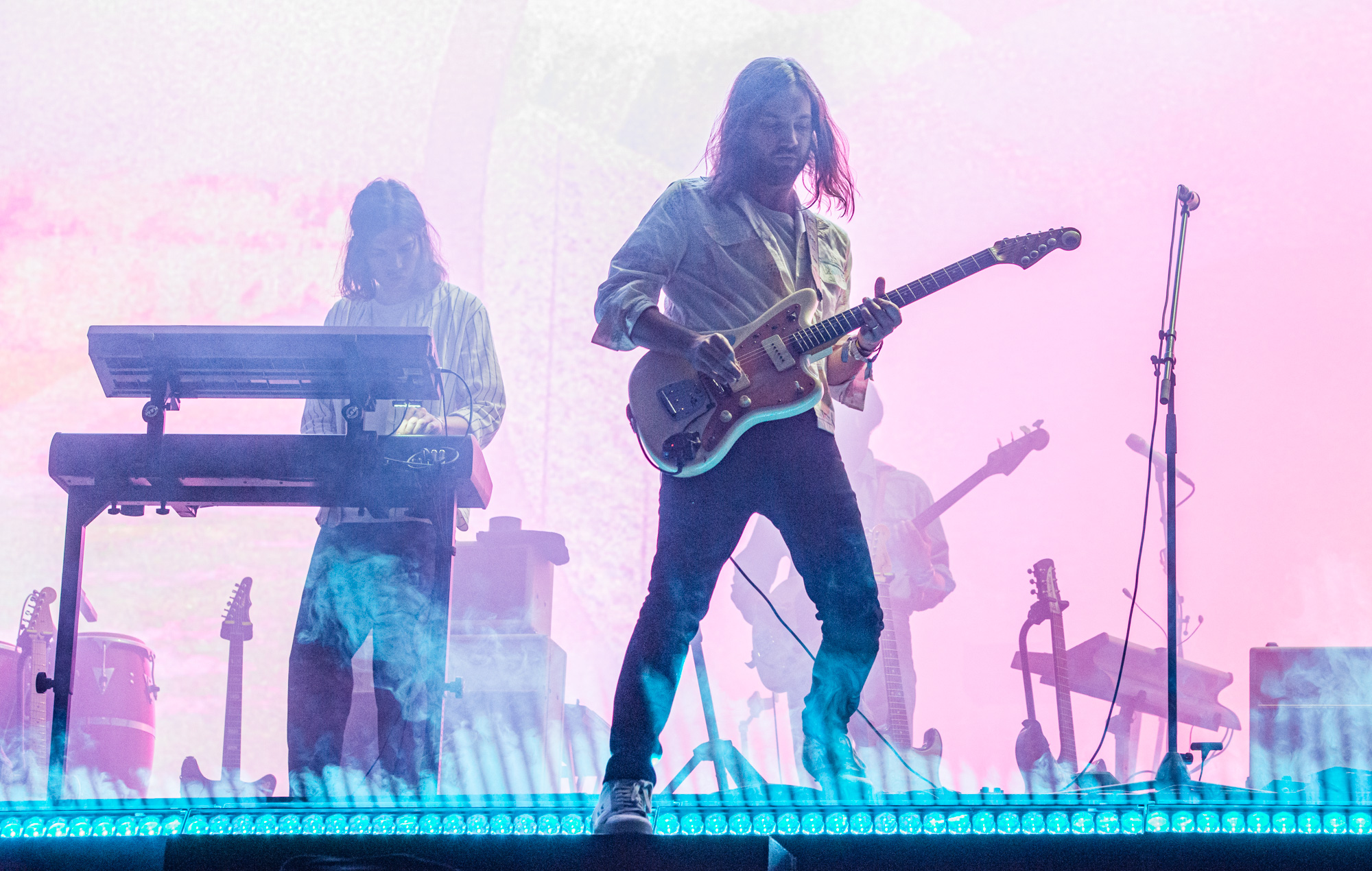 Ponle play al nuevo tema de Tame Impala: Lost In Yesterday
