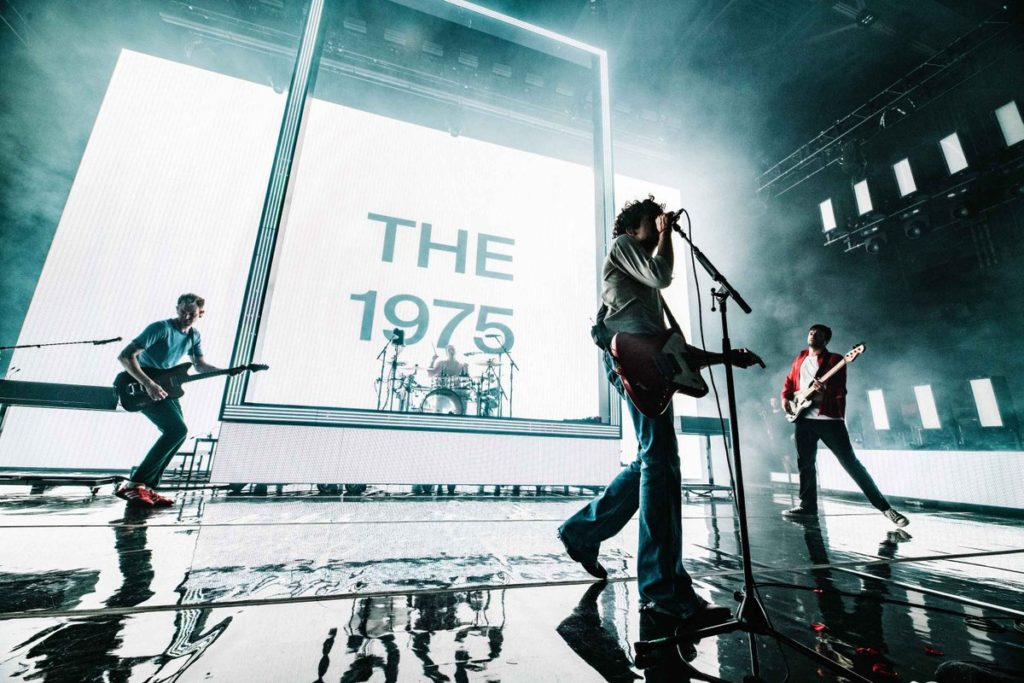 The Birthday Party: Ponle play al nuevo single de The 1975