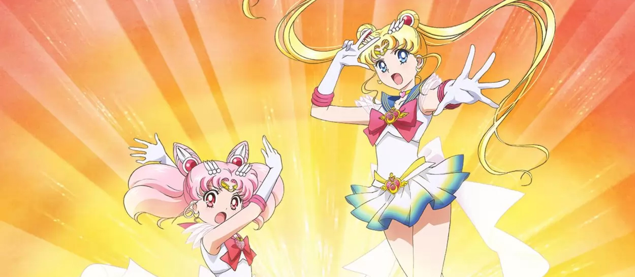 Mira el primer trailer y póster de Sailor Moon Eternal