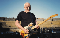 David Gilmour comparte por YouTube su emblemático concierto 'Live At Pompeii'