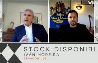 "[VIDEO] Iván Moreira: ""Para mí, Jacqueline van Rysselberghe no es referente"" / #StockDisponible"