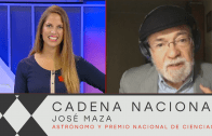 [VIDEO] Oumuamua: ¿El primer objeto interestelar alienígena? / José Maza en #CadenaNacional
